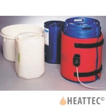 Flexible Heating Blankets for Drums (AFCCB Range)