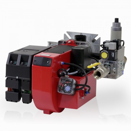 Gas Burner BG400 60-318 kW MBDLE412 B01S50