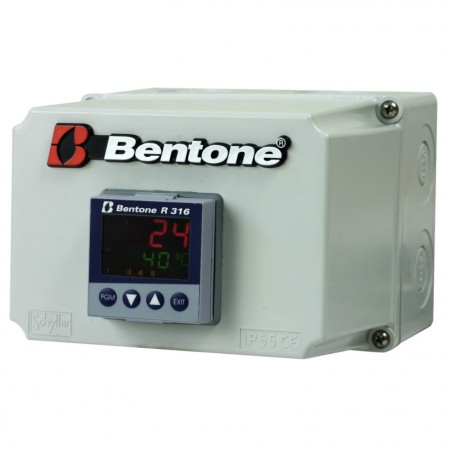 Bentone Power Controller Unit (Jumo dTRON 316)