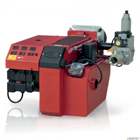 Biogas Burner BG650-2 200-800 kW DMV-DLE 525/11
