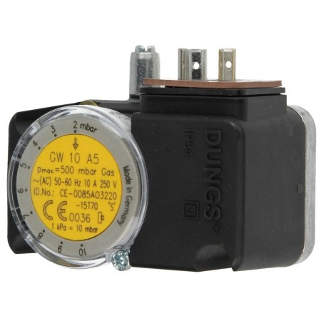 Dungs Pressure Switch GW10A5 225938
