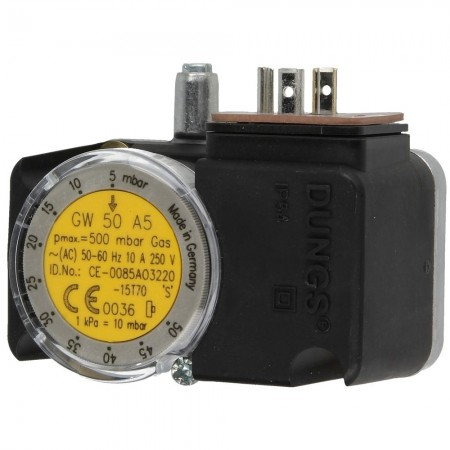 Dungs Pressure Switch GW50A5 225939