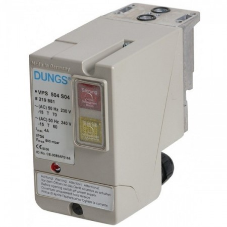 Dungs VPS 504 leakage controller