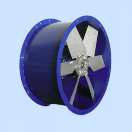Sama Axial duct fan, D/ER 400/B, 5100-7920 m³/h.