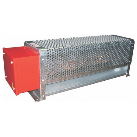 Three-phase Industrial Convector RIS - Electricfor