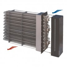 Electric Battery for Air Heating TFAN